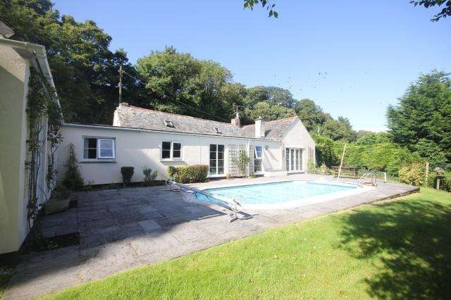 4 Bedrooms House for sale in Little Petherick