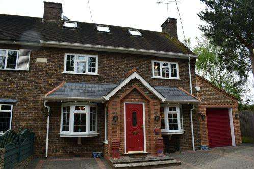 3 Bedrooms Cottage House for sale in Wexham Street, Slough