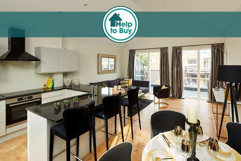 3 Bedrooms Flat for sale in Sydenham Road London SE26