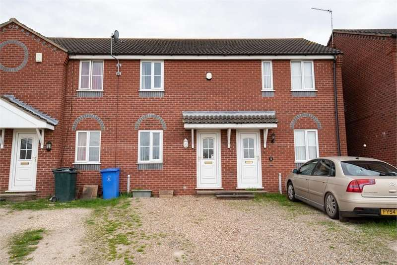 2 Bedrooms Terraced House for sale in Broadfield Lane, Boston, Lincolnshire