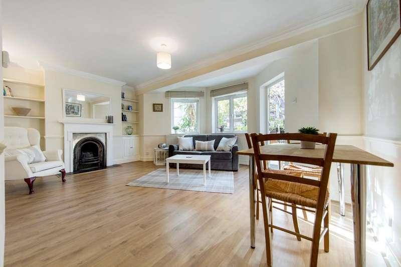 1 Bedroom Flat for sale in Melrose House, Melrose Gardens, London
