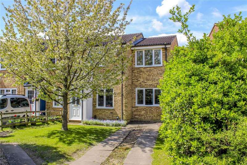 4 Bedrooms End Of Terrace House for sale in Crofton Close, Forest Park, Bracknell, Berkshire, RG12