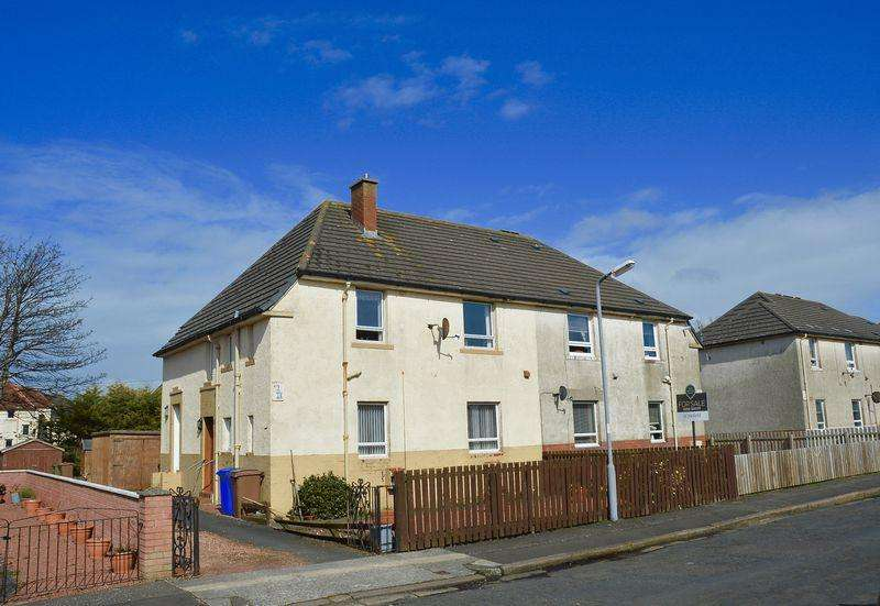 2 Bedrooms Ground Flat for sale in Manson Avenue, Prestwick
