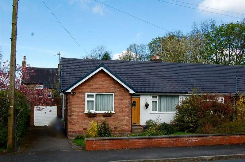 3 Bedrooms Semi Detached House for sale in Kenilworth Close, Lees, OL4 5RY