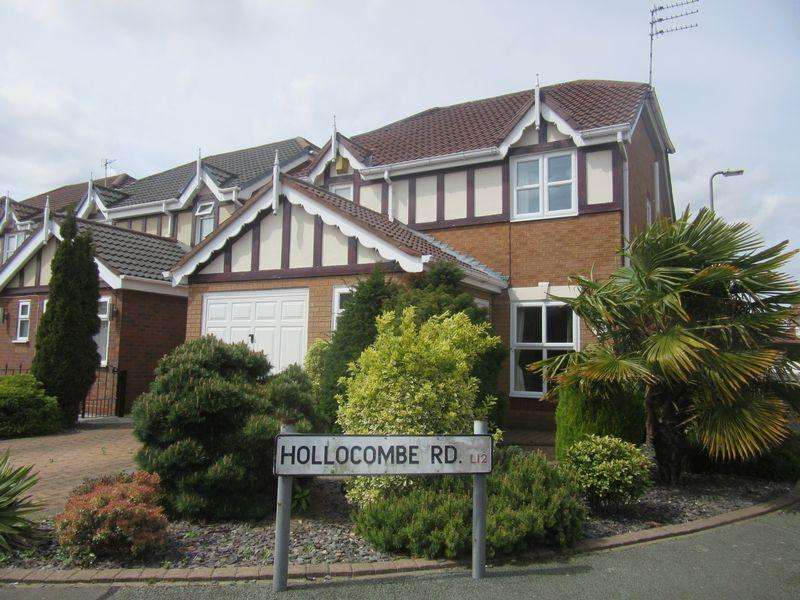 3 Bedrooms Detached House for sale in Hollocombe Road, Liverpool, L12 0RW