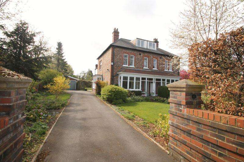 5 Bedrooms Semi Detached House for sale in Cambridge Road, Middlesbrough