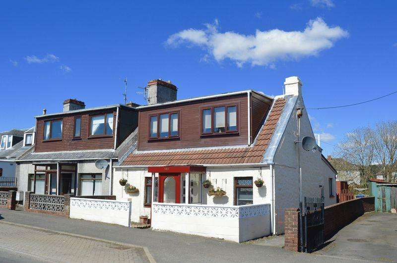 3 Bedrooms Semi Detached Bungalow for sale in Pathhead, New Cumnock