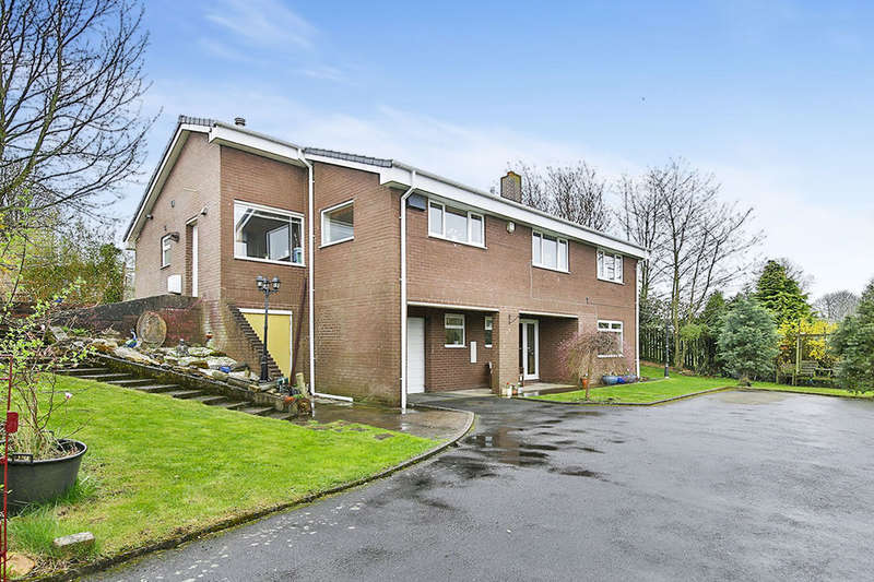 4 Bedrooms Detached House for sale in The Lodge Front Street, South Hetton, Durham, DH6