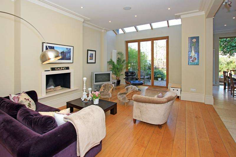 6 Bedrooms House for rent in Wolverton Gardens, Ealing, W5