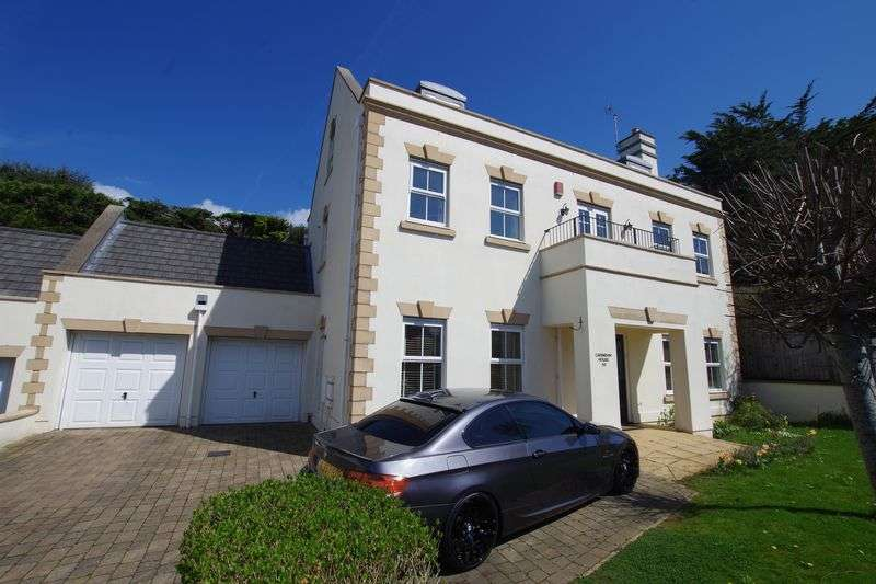 5 Bedrooms Property for sale in Bleadon Hill, Weston-Super-Mare
