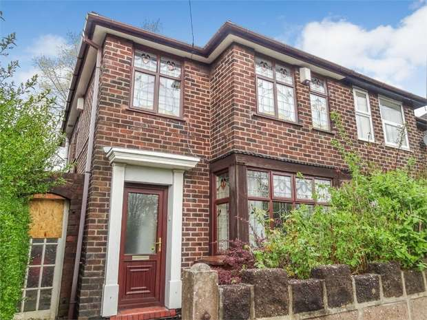 3 Bedrooms Semi Detached House for sale in Leek Road, Stoke-on-Trent, Staffordshire