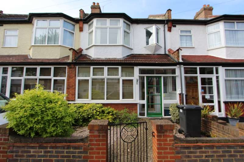3 Bedrooms House for sale in Pagehurst Road, Croydon, CR0