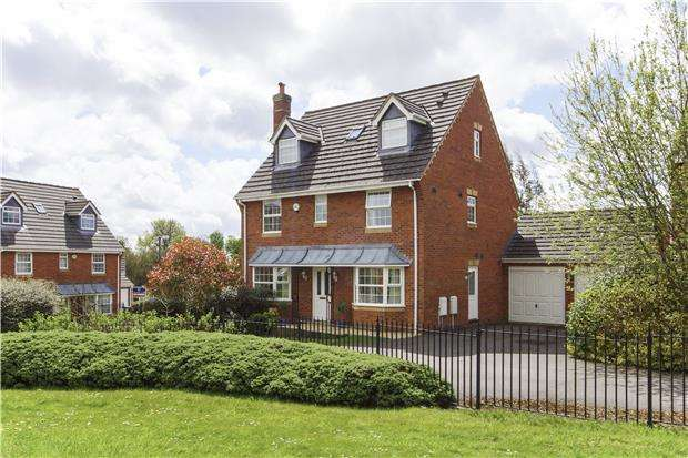 5 Bedrooms Detached House for sale in Jellicoe Avenue, Stapleton, BRISTOL, BS16 1WD