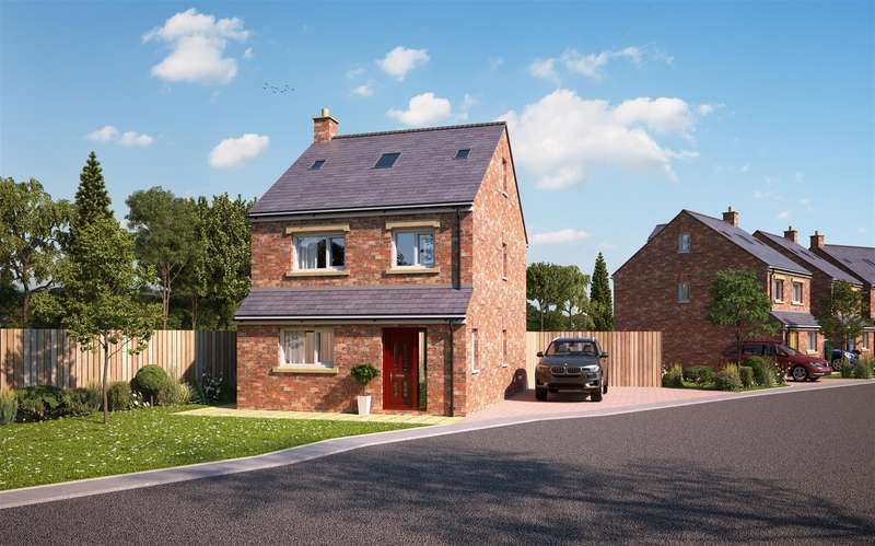 3 Bedrooms Detached House for sale in Wirksworth Road, Ilkeston