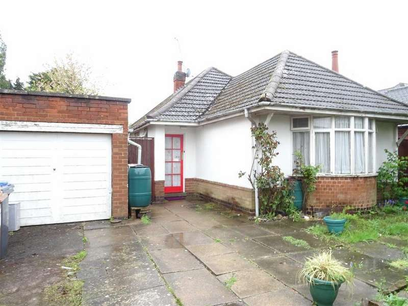 4 Bedrooms Detached Bungalow for sale in Hays Lane, Hinckley
