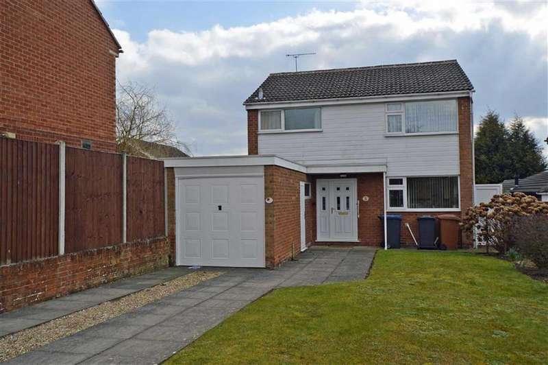 3 Bedrooms Detached House for sale in Kirkby Road, Desford