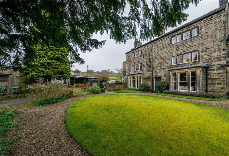 5 Bedrooms Unique Property for sale in Lower Hagg, Thongsbridge, Holmfirth, HD9