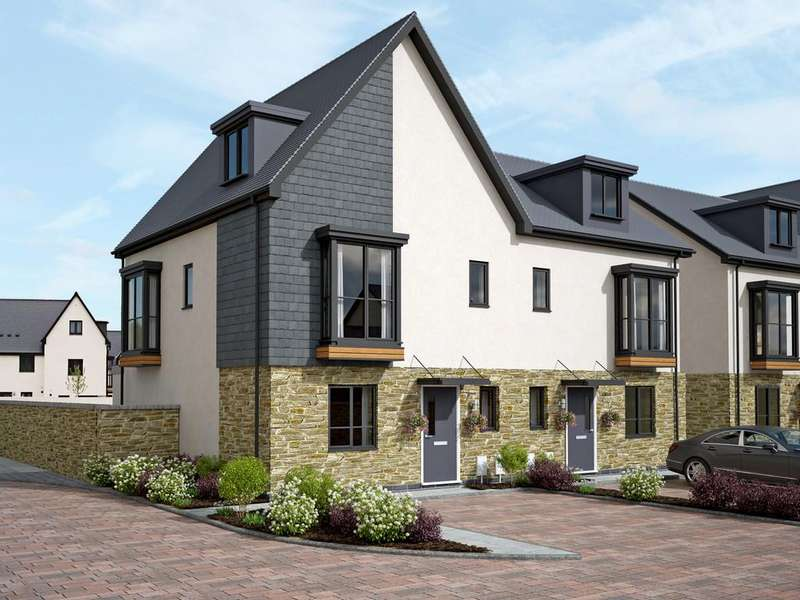 4 Bedrooms Semi Detached House for sale in The Yealm ll, Plymouth
