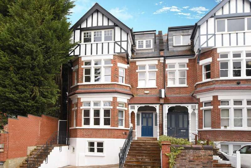 5 Bedrooms Semi Detached House for sale in Clifton Road, Crouch End