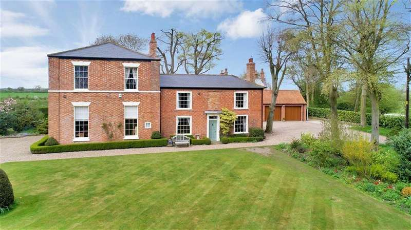 5 Bedrooms Detached House for sale in Gautby, Market Rasen, Lincolnshire
