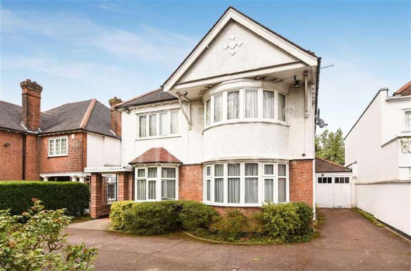 5 Bedrooms Detached House for sale in Brondesbury Park, Brondesbury Park, London, NW6