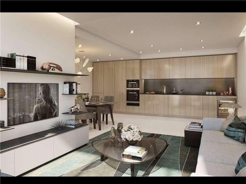 2 Bedrooms Flat for sale in Lower Thames Street, London, EC3R