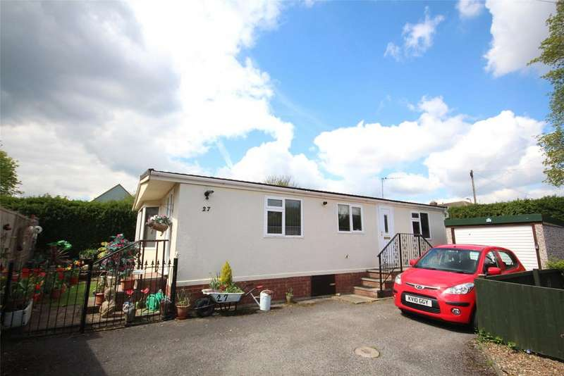 2 Bedrooms Park Home Mobile Home for sale in Stone Valley Court, Waddington, LN5