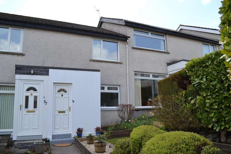 2 Bedrooms Flat for sale in 59 Glen Almond, East Kilbride, GLASGOW, G74 2JU