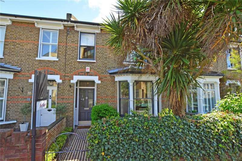 4 Bedrooms Terraced House for sale in Taunton Road, Lee, London, SE12