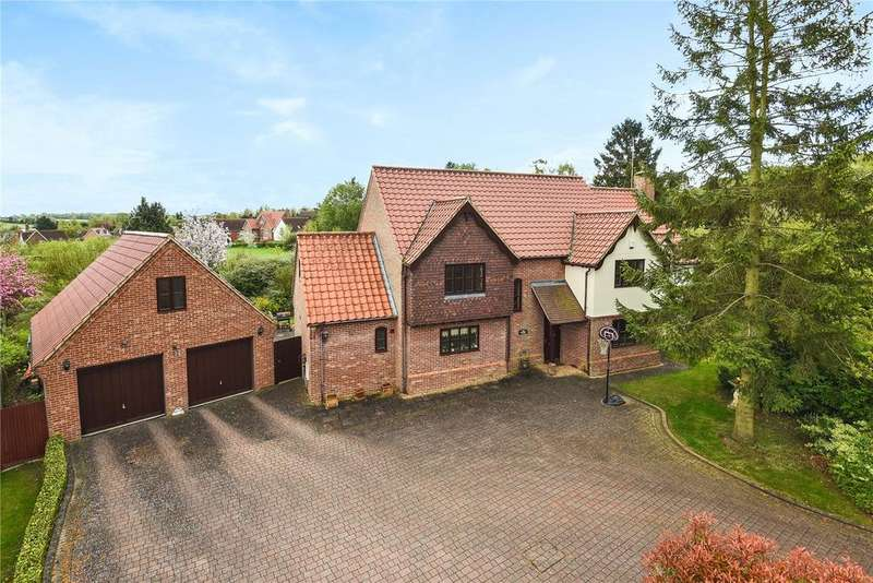 6 Bedrooms Detached House for sale in Duchess Drive, Newmarket, Suffolk, CB8