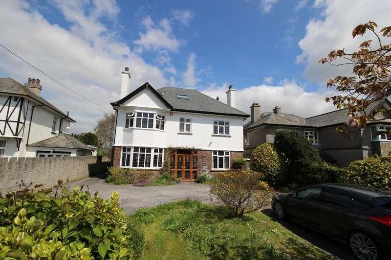 5 Bedrooms Detached House for sale in Ridgeway, Plympton
