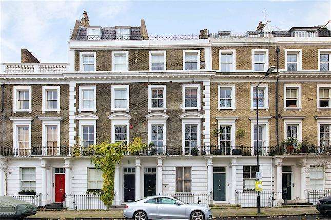 4 Bedrooms Terraced House for sale in Westbourne Park Road