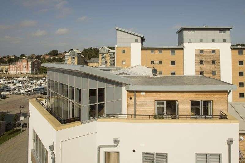 2 Bedrooms Property for sale in Mizzen Court, Portishead