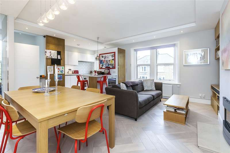 2 Bedrooms Flat for sale in Tressillian Road, London, SE4