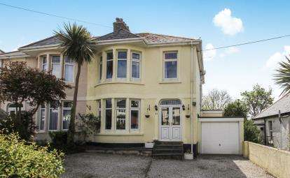 5 Bedrooms Semi Detached House for sale in St. Austell, Cornwall, St.Austell