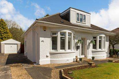 4 Bedrooms Bungalow for sale in Crookston Drive, Paisley