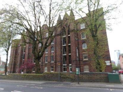 Flat for sale in Park View Court, Bath Street, Nottingham, Nottinghamshire