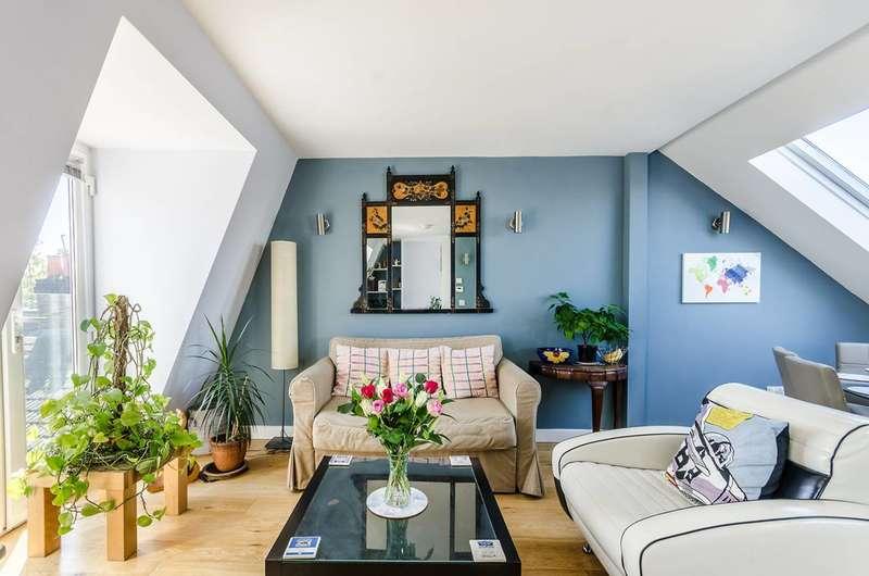 3 Bedrooms Flat for sale in Collingbourne Road, Shepherd's Bush, W12