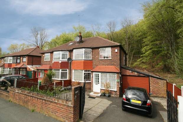 3 Bedrooms Semi Detached House for sale in Blackley New Road, Manchester, Greater Manchester, M9 8FR