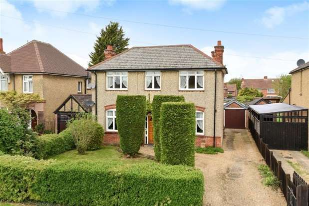 4 Bedrooms Detached House for sale in Stagsden Road, Bromham