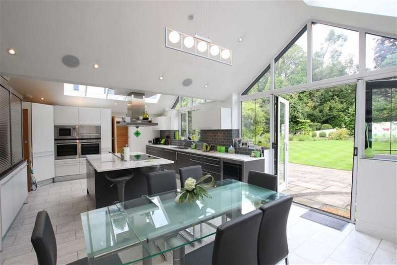 4 Bedrooms Detached House for sale in Holmdene Avenue, Mill Hill, London