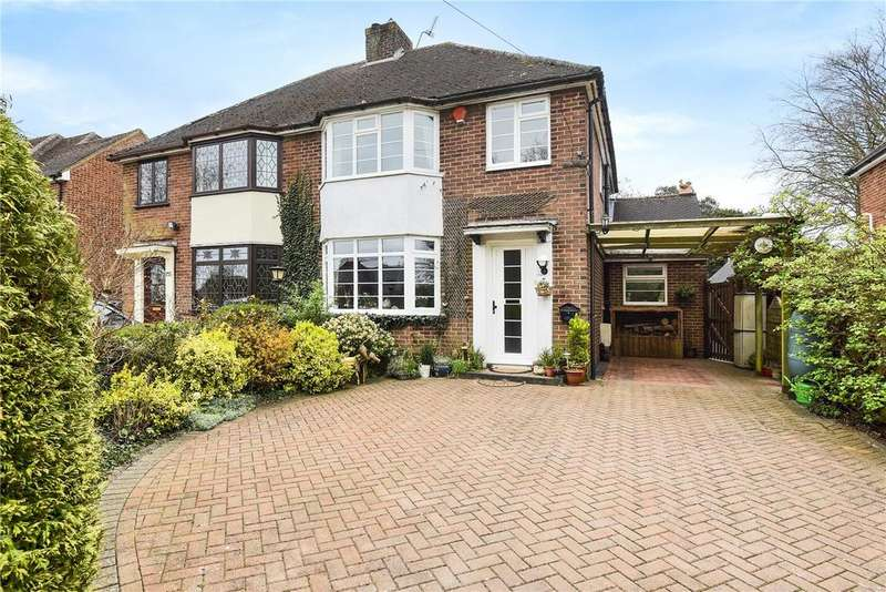 3 Bedrooms House for rent in Old Worting Road, Basingstoke, Hampshire, RG22