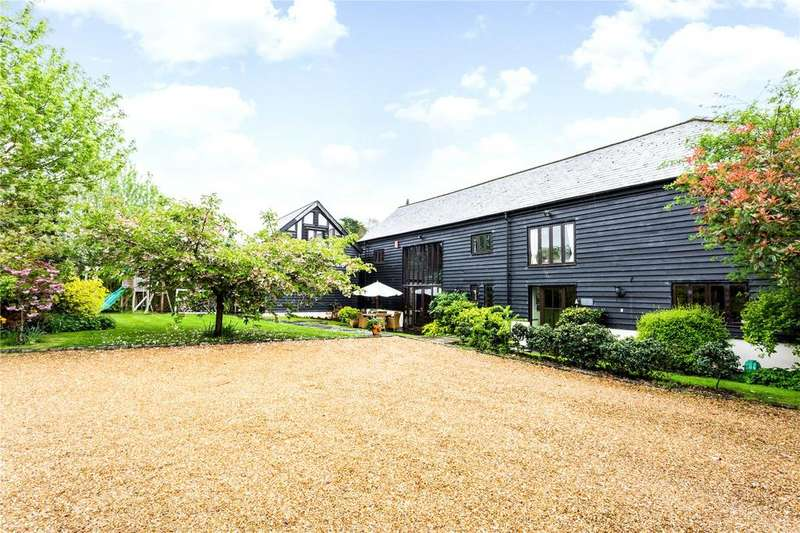 5 Bedrooms Detached House for sale in Little Hormead, Buntingford, Hertfordshire, SG9