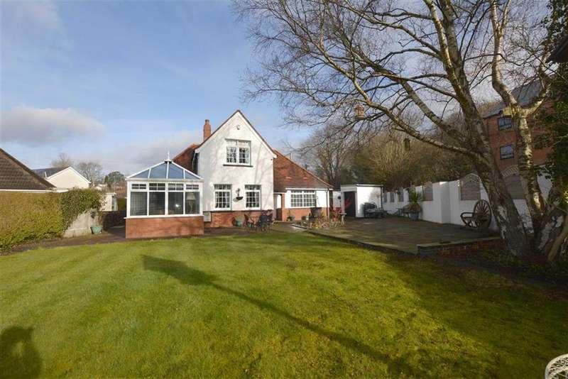 4 Bedrooms Detached House for sale in Wenallt Road, Aberdare, Rhondda Cynon Taff