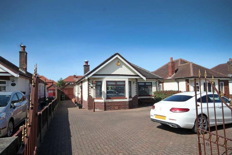 2 Bedrooms Detached Bungalow for sale in Preston New Road, Marshside, Southport, PR9 8NT
