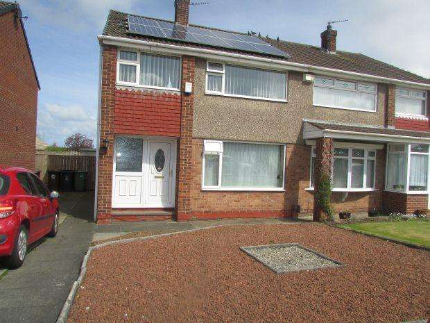 3 Bedrooms Semi Detached House for sale in CASTLETON ROAD, SEATON CAREW, HARTLEPOOL