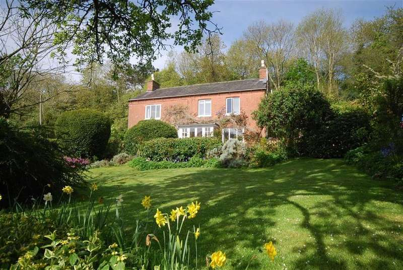 4 Bedrooms Detached House for sale in Floyds Lane, Wellington Heath, Herefordshire