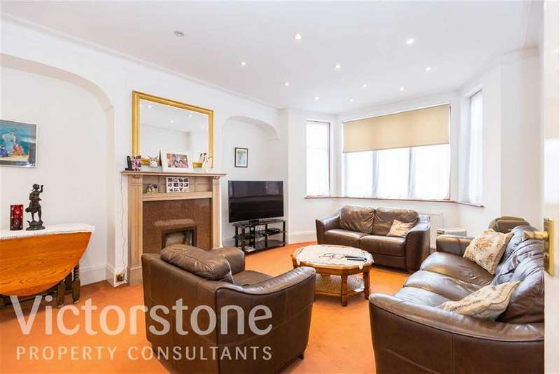 5 Bedrooms Semi Detached House for sale in Anson Road, Cricklewood, London