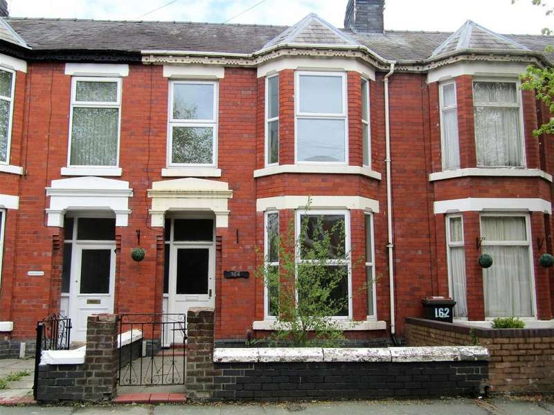 3 Bedrooms House for sale in Ruskin Road, Crewe