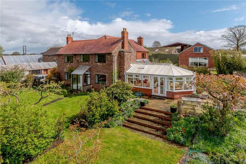 5 Bedrooms Unique Property for sale in Risbury, Leominster, Herefordshire, HR6